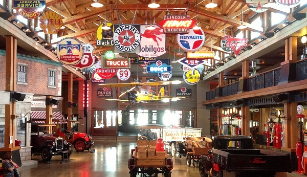 Calgary ReMax - Gasoline Alley Museum